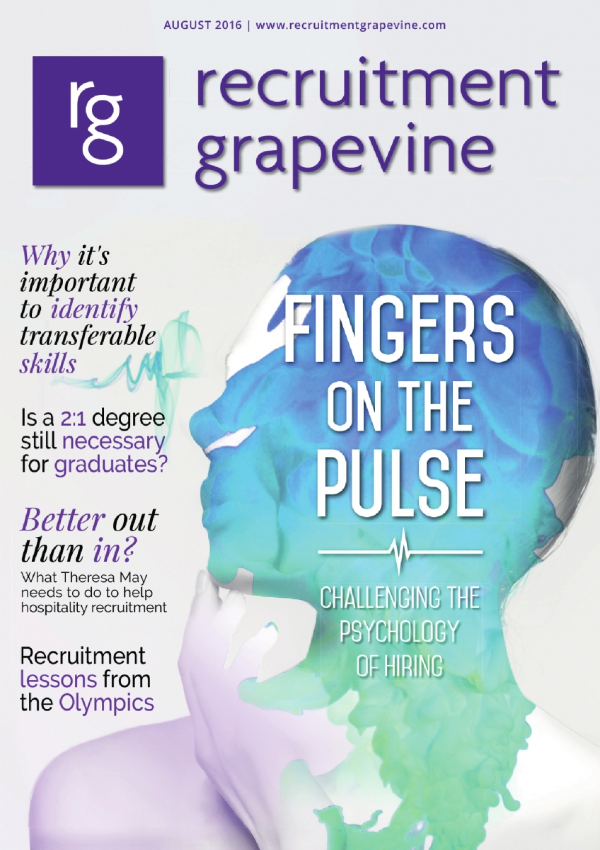 recruitment grapevine magazine